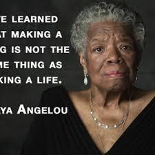 Maya Angelou Famous Quotes Custom Maya Angelou Famous Quotes JoJo Bayvel's Blog