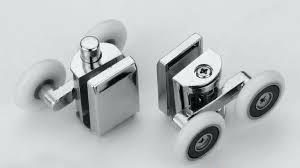 sliding doors wheels curved sliding shower door parts designs