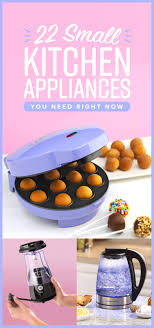 Pink Small Kitchen Appliances 22 Small Kitchen Appliances Youll Actually Want To Use
