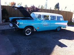 All Chevy 1957 chevy wagon for sale : GM Archives - Project Cars For Sale