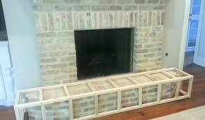 how to cover a fireplace baby up ideas magnetic home depot
