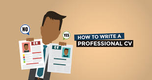 Tips To Writing A Good Resumes How To Write A Professional Cv Jobberman Nigeria