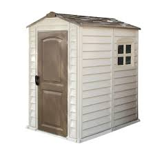 shed with floor