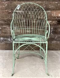 metal garden chair wells reclamation