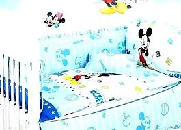 mickey mouse bedding bed set baby crib target