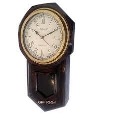 antique style pendulum wall clock 20