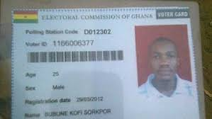 - Lost Pulse Voters Resumes Of Issuance Card Ec Ghana Id