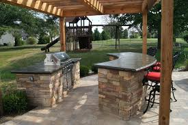 outdoor kitchens bars grills green guys covered and rustic bar kitchen wood swivel stools post rustic outdoor bar