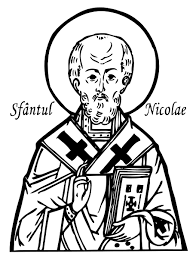 Small Picture Coloring page St Nicholas img 18320 Clip Art Library