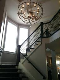 orb foyer light incredible design extra large orb chandelier globe surprising decor tips outstanding light fixture
