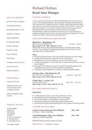 retail sales resume sample  tomorrowworld coretail  s resume sample  s associate