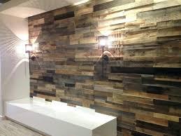 barn wood wall ideas decor accent barnwood reclaimed feature barn wood wall ideas