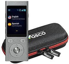 Vasco Mini 2 Translator Device | Multi-language Portable <b>Voice</b> ...