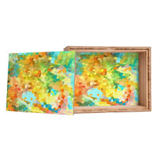 Deny Designs Cyber Monday Rosie Brown Splattered Paint Jewelry Box Deny Designs Home