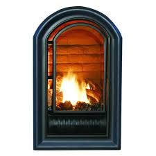 ventless gas fireplace inserts for natural vent free with er