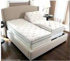 sleep number c4. Sleep Number C4 Bed Split King Mattress 2 Adjustable Base Set New I