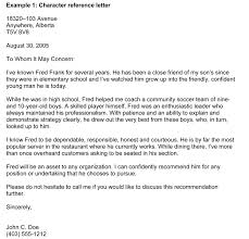 Letter Or Recommendation Format 5 Samples Of Reference Letter Format To Write Effective Letters