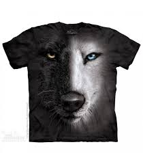 wolf face black and white.  Black On Wolf Face Black And White L