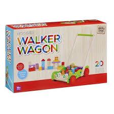 wooden walker wagon