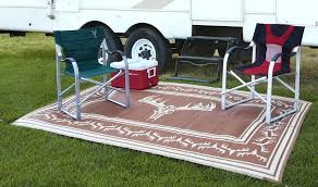 rv outdoor rugs reversible mat trailer camping patio black mats rv outdoor rugs