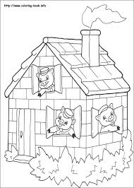the_three_little_pigs_15 the three little pigs coloring pages on coloring book info on three little pig coloring pages