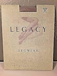 Nwt Legacy Legwear Qvc Gravity Defying Tights Size C Bark