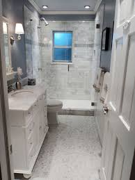 Small Picture Best 25 Small narrow bathroom ideas on Pinterest Narrow