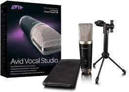 M-Audio Vocal Studio USB ve Ignite Yazılımı (Üretilmiyor) ® En iyi Fiyatlar  infoMusic'de!
