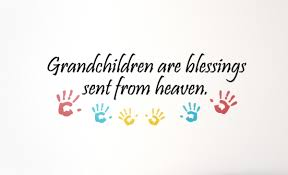 Quotes About Grandchildren Interesting Quotes About Grandchildren Being A Blessing Best Quotes Facts And
