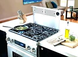 downdraft exhaust fan downdraft vent hood stove with built in vent air gas range downdraft ventilation downdraft exhaust fan