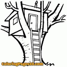 Small Picture Tree House Coloring Pages Clip Art Magic Tree House Coloring