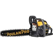 Poulan Pro Chainsaw 20in Bar 50cc 3 8in Pitch Model Pr5020