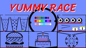 24 <b>Marble Race</b> EP. 3: Yummy Race - YouTube