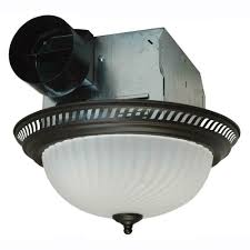 Air King 70 Cfm Exhaust Bathroom Fan With Light Details About Bathroom Exhaust Fan Decorative Bronze 70 Cfm Ceiling With Light Air King