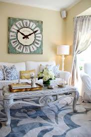 living room wall clocks. Living Room With Vintage Wall Clock : Using A For In Your House Clocks