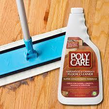 glitsa mop polycare floor cleaner bo