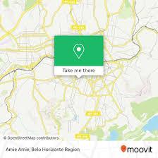 How to get to Amie Amie in Belo Horizonte by Bus or Metro | Moovit