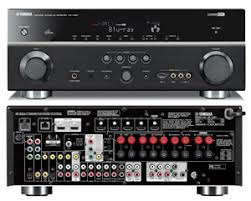 home theater yamaha. the yamaha rx-v867 receiver home theater h