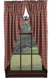 full image for red and tan checked curtains red and tan checd curtains full size of