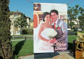 30 best wedding banners images on pinterest wedding banners Wedding Banner Custom custom wedding banner custom wedding banner
