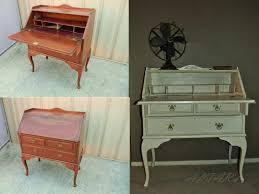 vintage drop down secretary desk ideas