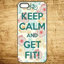 keep calm and get fit sweet apply for lenovo k52t38 cases accessories phone cases cover diy silicone phone case from scratch