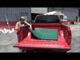 Truck Bed Mattress for Camping and Offroad - YouTube
