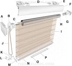 honeycomb cellular shade mounting bracket installation example silhouette window shade diagram when fixing your silhouette shade it can be difficult to