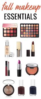 fall makeup essentials you ll want to get your hands on by houston beauty ger