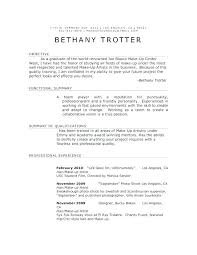 Makeup Artist Resume Templates Makeup Artist Resume Artist Resume