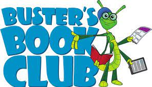 Sign up for Buster's Book Club to win 400 books - KELSI