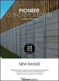 concrete sleepers austral masonry