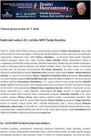 Sedmnáct Večerů 21 Ročníku Mhf český Krumlov Pdf