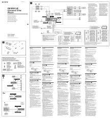 sony car stereo wiring diagram inspirational sony xplod car stereo Sony Xplod Wiring Harness at Sony Xplod 52wx4 Wiring Diagram